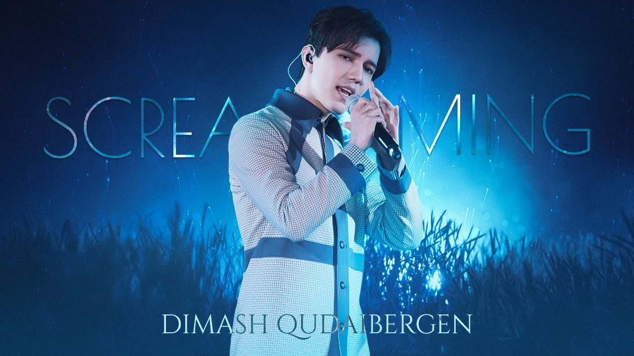 Dimash Kudaibergen - Screaming ~ One Belt and Road - Fashion Week 2019
