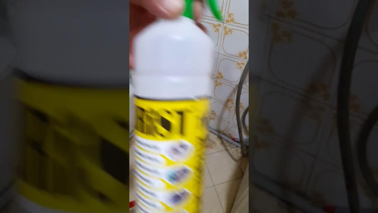 Banyo spreyi nasıl yapılır