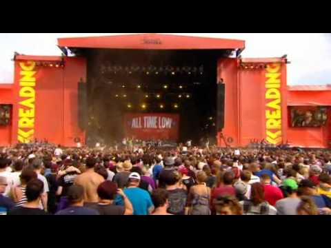 All Time Low - Jasey Rae - Live Reading 2012