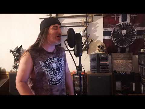 """Judas Priest """" Saints in Hell """" (  Vocal cover )"""