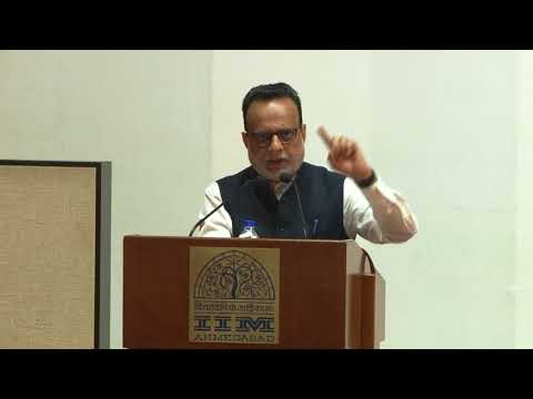 Dr. Hasmukh Adhia, Finance Secretary, GOI delivered a talk on Post Budget Analysis and GST