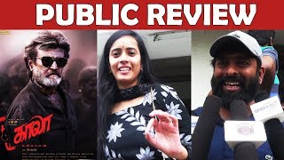 Kaala Public Review   Kaala FDFS Review   Kaala Review   Kaala Public Opinion   Thi Cinemas
