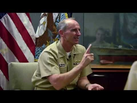 Conversation with a Shipmate: Cyber