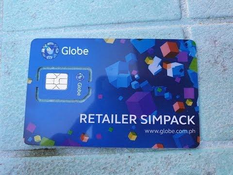 RETAILER SIM SMART,GLOBE,SUN | RAYMELTV