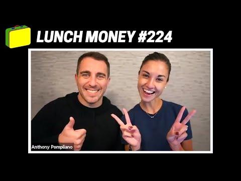 Lunch Money #224: Taxbit, BlockTower, Curv, Square, Leon Cooperman, #ASKLM