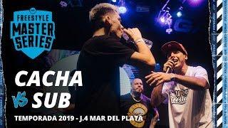 Gambar cover CACHA VS SUB - FMS MAR DEL PLATA JORNADA 4 TEMPORADA 2019
