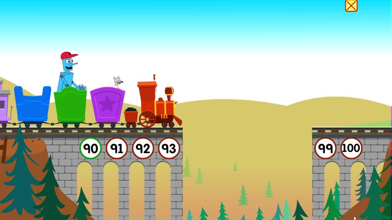 Counting Train -starfall-