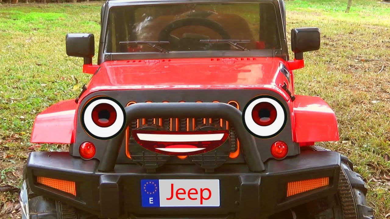 Jeep stuck in the mud - Paw Patrol hurry up to help