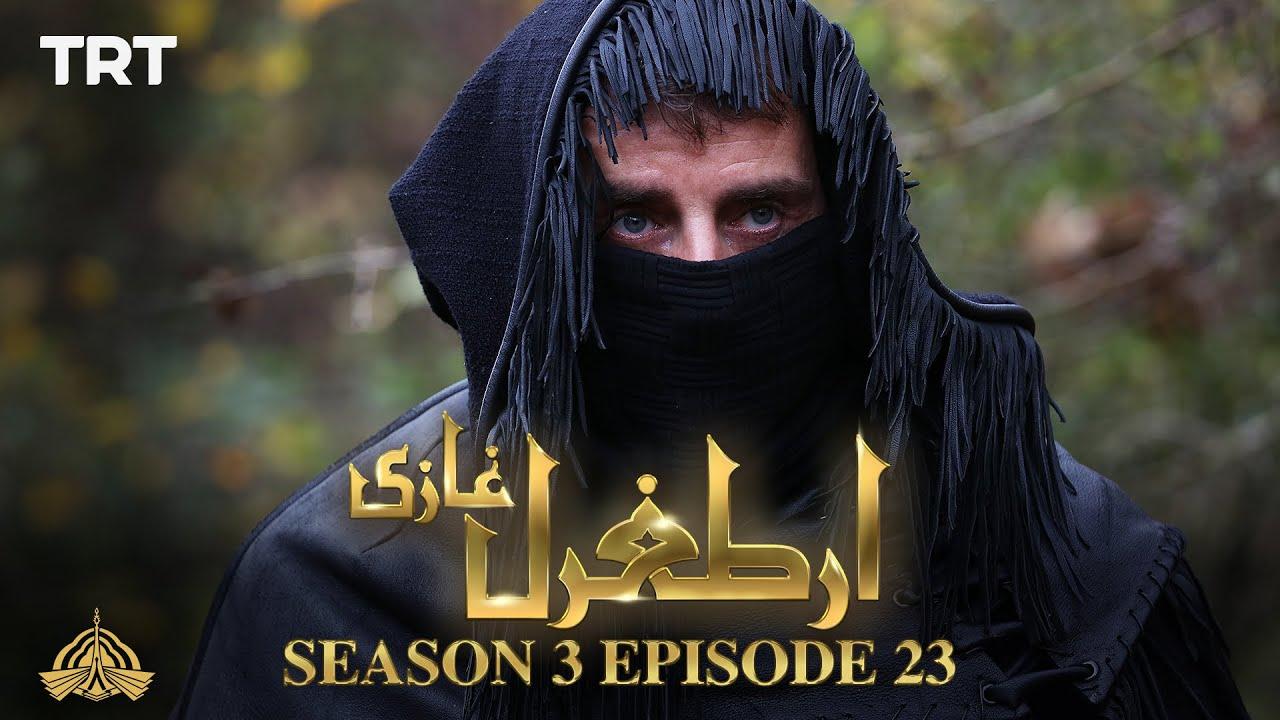 Download Ertugrul Ghazi Urdu | Episode 23| Season 3