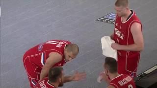 Serbia - Italy - FIBA 3x3 World Championships 2016 (Men's Pool A)
