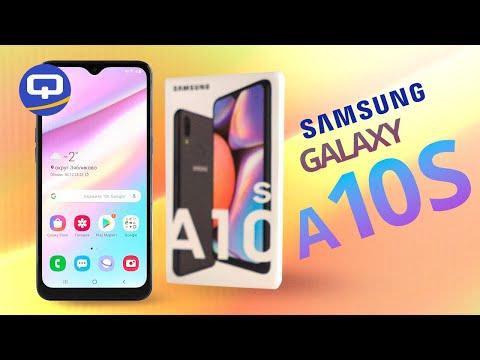 Samsung Galaxy A10S (2019) Обзор, можно было и лучше / QUKE.RU /