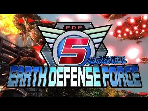 Earth Defense Force 5 (PS4) - Gameplay - Primeiros 89 Minutos / First 89 Minutes thumbnail