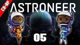 FAKE GPS ! - COOP Astroneer V1.0 [FR] - par le CapitaineMoon et Overlordfr - Saison 04, #05