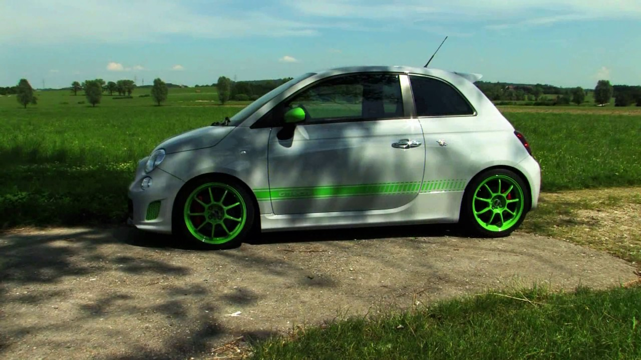 g tech abarth 500 mit rs s kit youtube. Black Bedroom Furniture Sets. Home Design Ideas