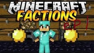 minecraft factions green ep 1 the base tour