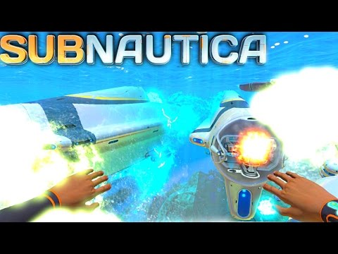 Subnautica - MAJOR CYCLOPS UPDATE, SONAR MODULE, SHIELD GENERATOR, FIRES & EXPLOSION ( Gameplay )