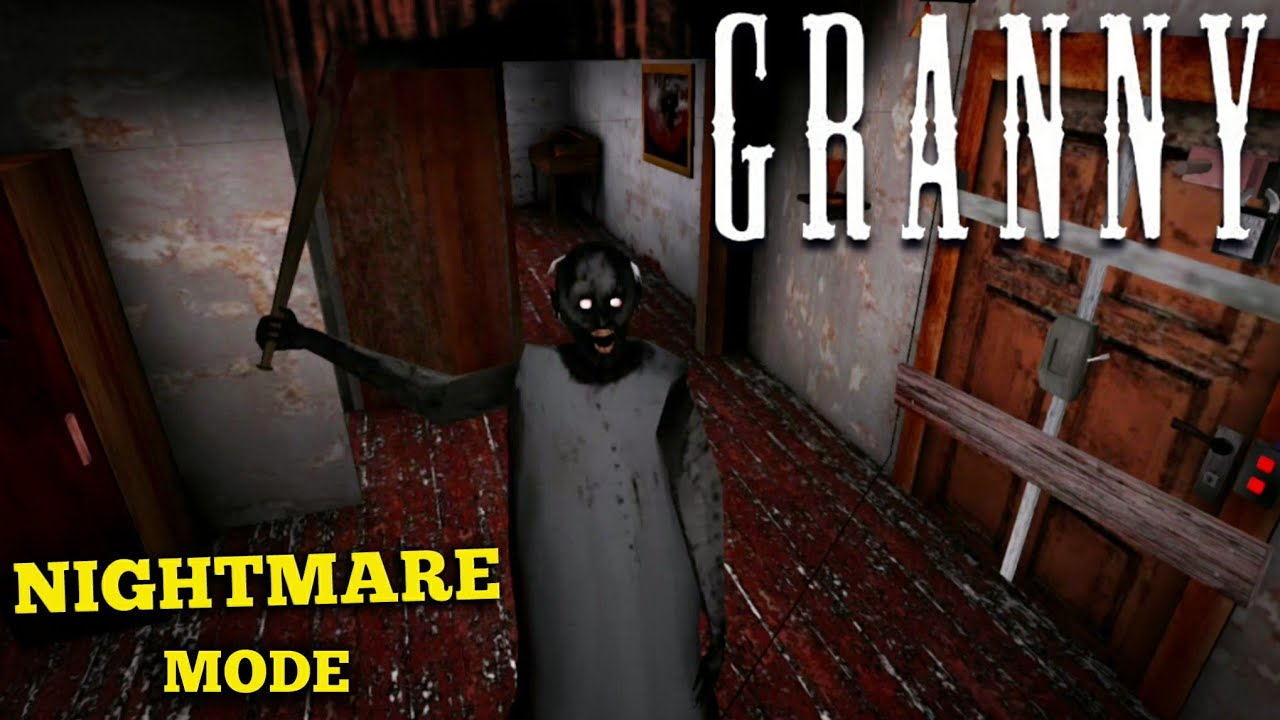 Play Granny In Nightmare Mode (Again)