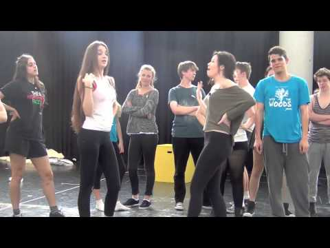 Camp Rock: The Musical - Rehearsal Clips