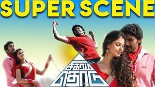 Sigaram Thodu - Super Scene | Compilations  | Monal Gajjar | Vikram Prabhu | Sathyaraj