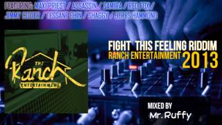 Fight This Feeling Riddim Mix (2013) Maxi Priest, Assassin, Shaggy, Beres Hammond, Tessanne Chin
