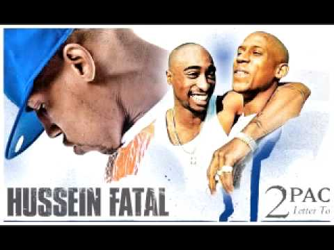 hussein fatal letter to pac 2dopeboyz 2pac tribute hussein fatal letter to pac 805
