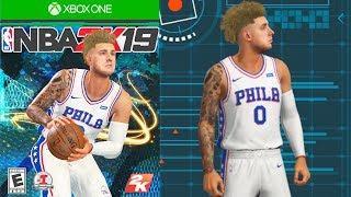 NBA 2k18 My Career - NBA 2K19 COVER! Ep.21
