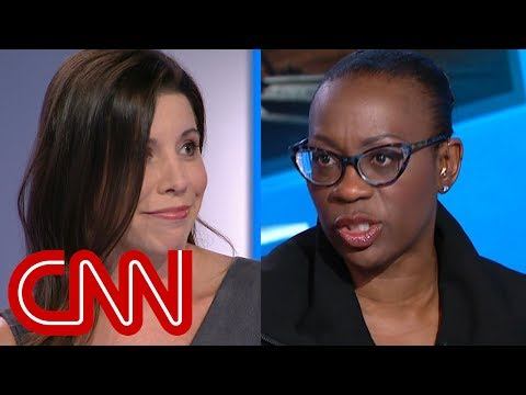 Panel gets heated over race and Trump's immigration rhetoric