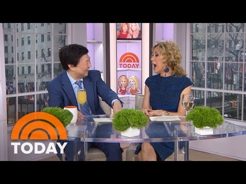Ken Jeong: Mr. Chow's Naked Trunk  In 'The Hangover' Was My Own Idea  TODAY