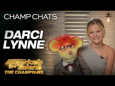 Darci Lynne Chats About Life After Winning AGT - America's Got Talent: The Champions