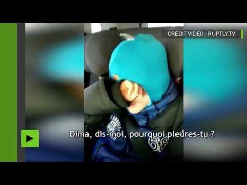 «Je voulais voir Monsieur Poutine !» un garçon participe à la présidentielle pour voir le président