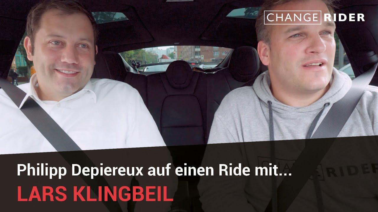 ChangeRider #16 Lars Klingbeil: Wir haben in Deutschland ein Mentalitätsproblem