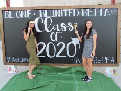 Peoria Flex Academy Senior Class 2020 Tribute