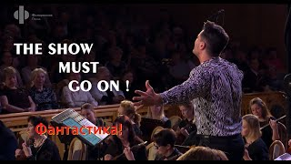 The Show Must Go On - это невероятно!!! Неожиданное исполнение песни Freddie Mercury. Фантастика!
