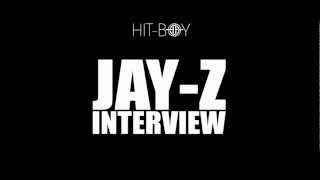 Hit-Boy - Jay-Z Interview [Produced By B!NK]