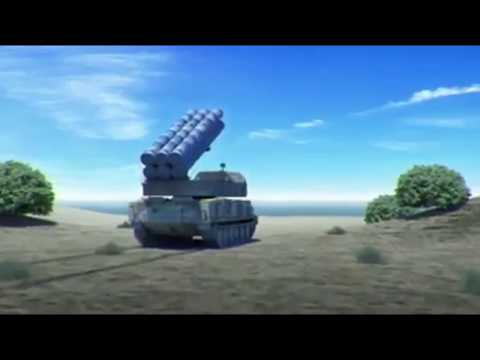NEW ANTI AiRCRAFT AND MISSILE SISTEM - BUK M3
