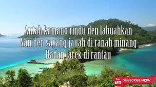 Tryana - Cinto Larek di Rantau (Karaoke)