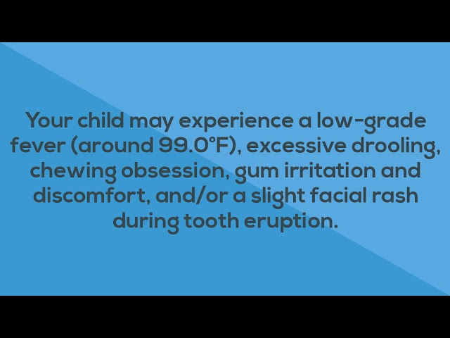Flower Mound Dentist | Can Teething Affect More Than My Childs Teeth?