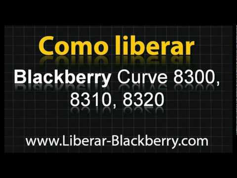 Liberar Blackberry Curve 8300, 8310, 8310 - Liberar por IMEI