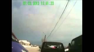 Дорожные  Аварии регистратор  ГАИ  ДТП  4