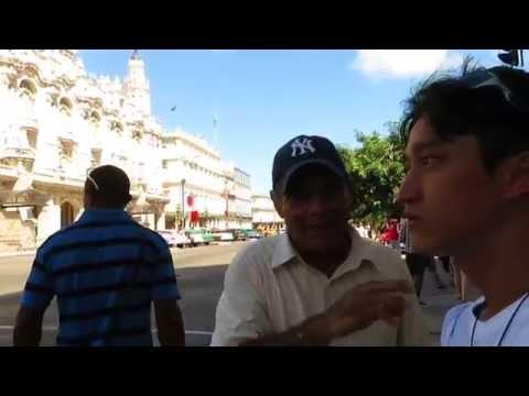 Dancer × Backpacker Shimon owaki , World travel  29 in Habana / Cuba  (HD)