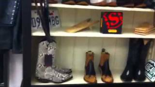 Sendra snakeskin cowboy boots cowboystiefel