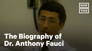 How Dr. Anthony Fauci Became America's Doctor | NowThis