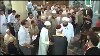 Tawadlu' Habib Ali Al-Jufri dan Syeikh Al-Buthy