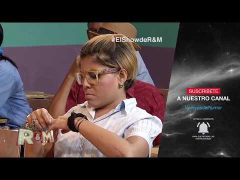 LA ESCUELITA # 3 EN EL SHOW DE RAYMOND Y MIGUEL