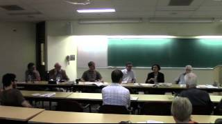 Panel on Radhika Desai's 'Geopolitical Economy' at the Learneds, Victoria June 2013