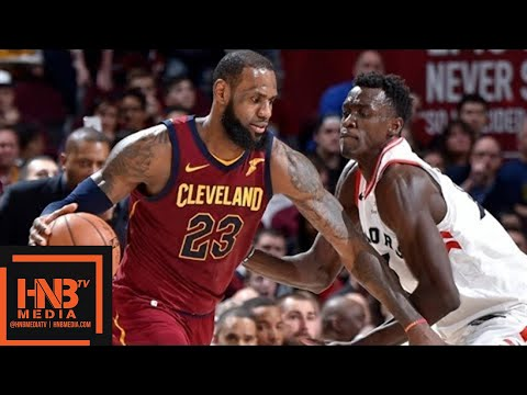 94bbb94c499 Cleveland Cavaliers vs Toronto Raptors Full Game Highlights   Game 1   2018 NBA  Playoffs