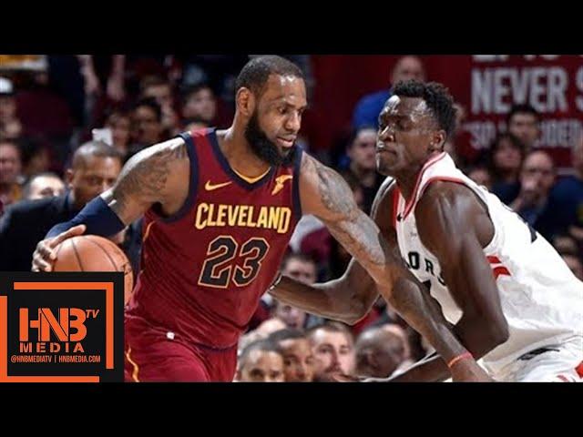 668374c1fd04 09 35 Cleveland Cavaliers vs Toronto Raptors Full Game Highlights   Game 1    2018 NBA Playoffs