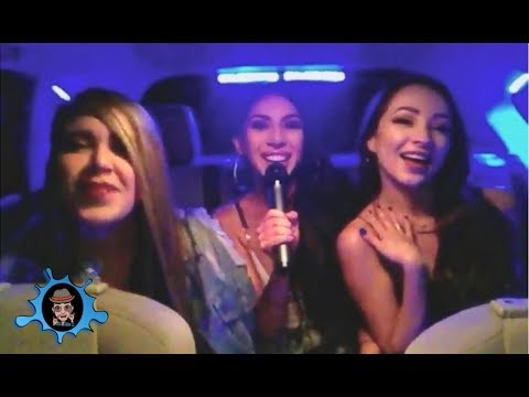 This Is Karoke Uber - (singing multiple cover songs) by Jackie, Monica and Britney