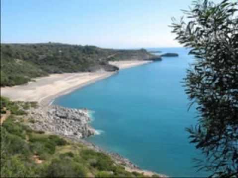 Phlegraean islands and Cilento coast itinerary
