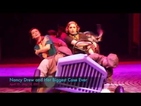 Nancy Drew and Her Biggest Case Ever | Orlando Repertory Theatre (2017)